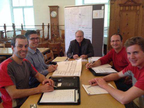 Startsitz Architekt, Elektroplaner und Elektroinstallateure