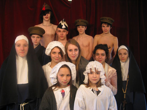 Atelier Théâtre du Petit Soleil