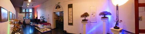 Salle Orcadre - Expo Clin d'Oeil d'Asie