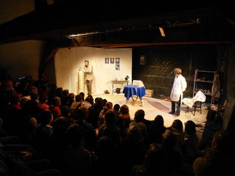 Spectacle Jeune Public - Antigone - Cie Sac à Dos