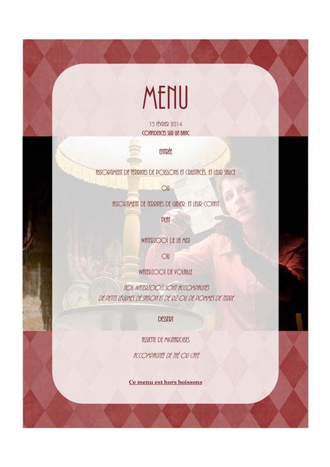 Cliquez sur le menu pour agrandir