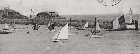 Régates de Saint-Quay Portrieux