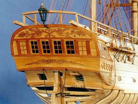 L'Aurore corvette de traite (négrier) 1784
