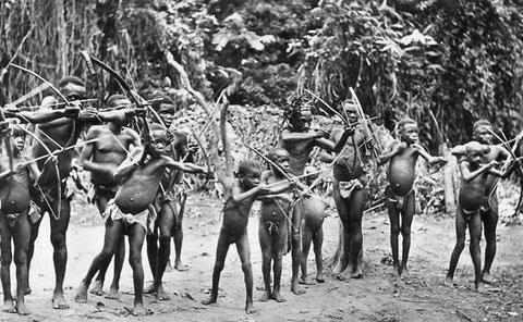 A la recherche de l'exotisme en Nouvelle Guinée