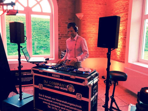 DJ Company and more Schwerin DJ Team - DJ Stefan