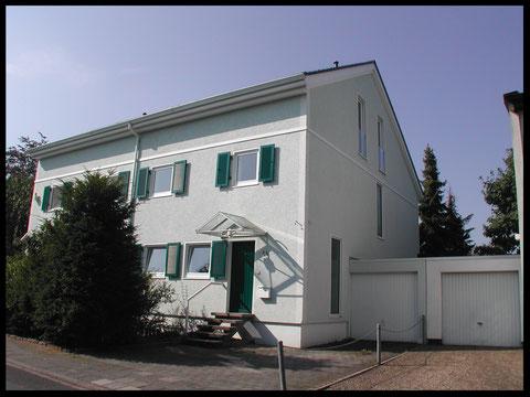 Doppelhaushälfte in Dreieich Götzenhain