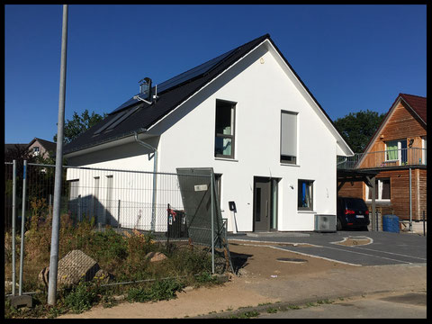 Haus kaufen und bauen in Dreieich auf Baugrundstück