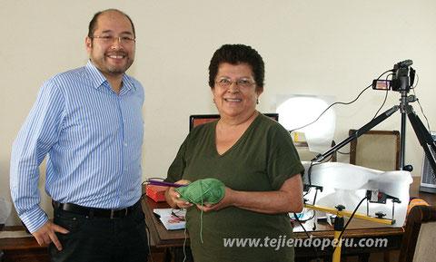 Tejiendo Perú: salud y bienestar