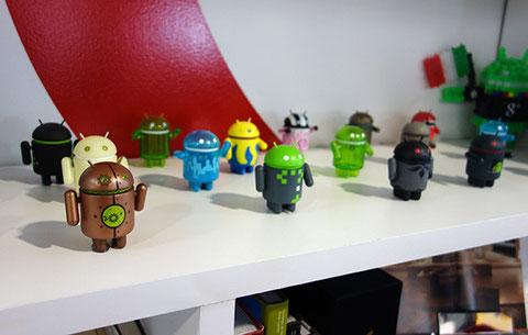 Tejiendo Perú en el Google Press Summit 6.0 en México - Android