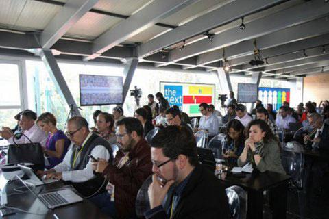 Tejiendo Perú en el Google Press Summit 6.0 en México