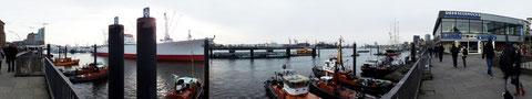 Hamburg Landungsbrücken 2