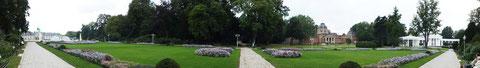 Der Kurpark in Bad Oeynhausen