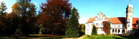 Schloss Ulenburg (Hinteransicht)