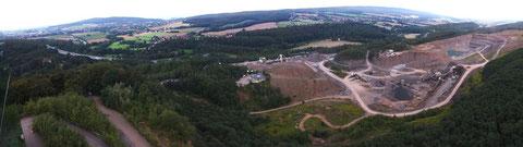 Steinbergen Freizeitpark/Rinteln vom Jahrhundertaussichtsturm