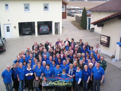 Ein Teil unserer Mitglieder bei der Jahresversammlung 2011 (Bild zum vergrößern anclicken)
