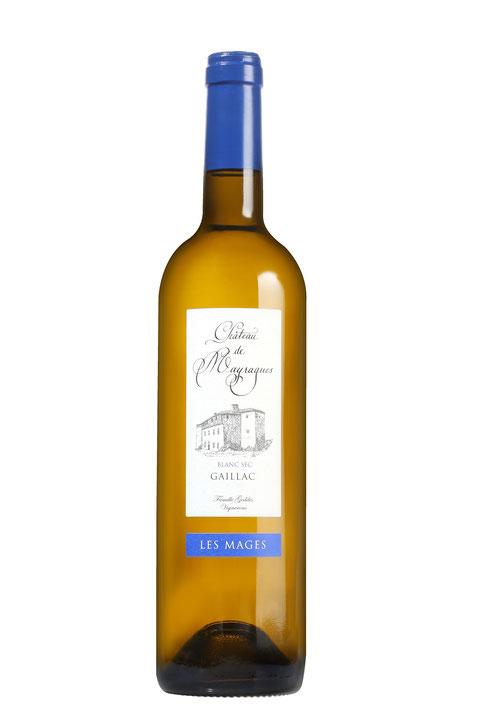 Vin blanc bio - Château de Mayragues - Les Mages
