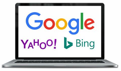Wir bringen Ihr Unternehmen auf Google nach oben! Seo Optimierung aus Karlsruhe für kleine und mittelständige Unternehmen. Giangrasso Webdesign