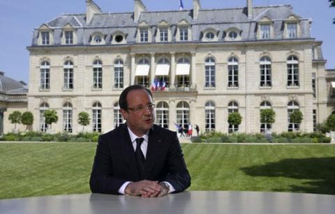 Monsieur Le Président de la République François Hollande   voir site www.maisonnonconforme.fr