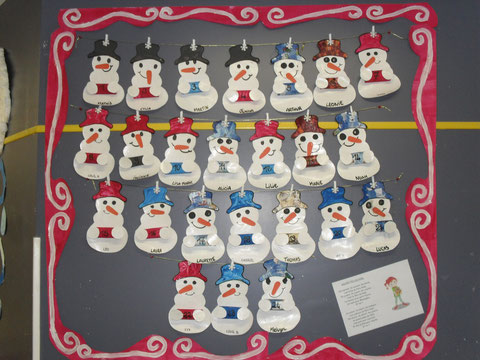 Pin coloriage lutin img 12394 on pinterest - Bonhomme de neige avec rouleau papier toilette ...