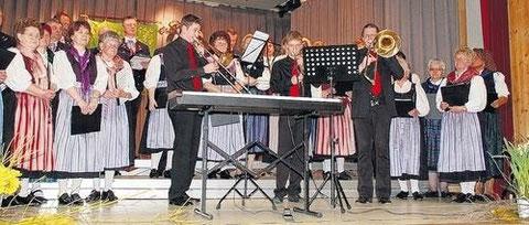 Liedernachmittag - März 2009