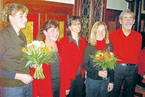 Wechsel der Chorleitung - 2009