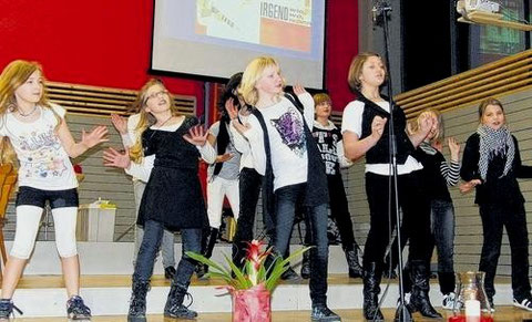 Wilde Katzen - Dreikönigskonzert 2010