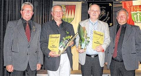 Ehrungen 2011