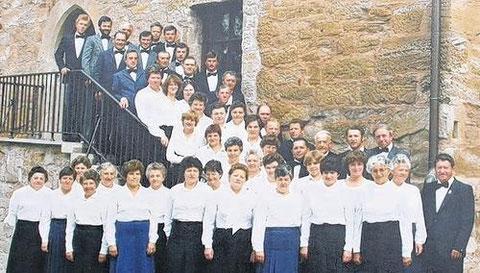 Gründungschor 1980