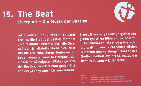 15. The Beat  Liverpool - Die Musik der Beatles