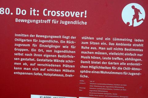 80. Do it: Crossover!  Bewegungstreff für Jugendliche
