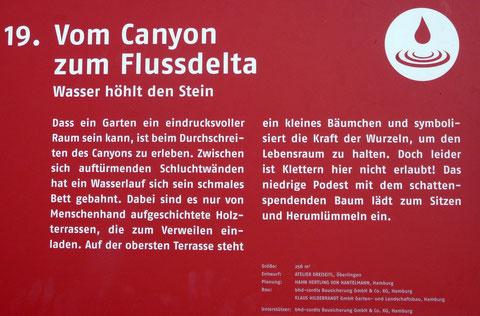 19. Vom Canyon zum Flussdelta  Wasser höhlt den Stein