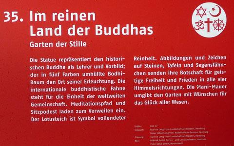 35. Im reinen Land der Buddhas   Garten der Stille