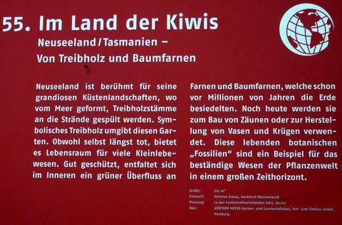 55. Im Land der Kiwis  Neuseeland/Tasmanien - Von Treibholz und Baumfarnen