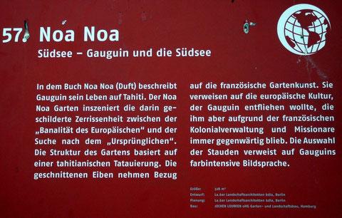 57. Noa Noa  Südsee - Gauguin und die Südsee