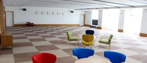 会場には、明幸園地域交流ホームの広い空間を使用します。