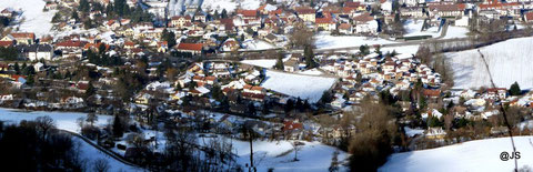 Le village du Châble