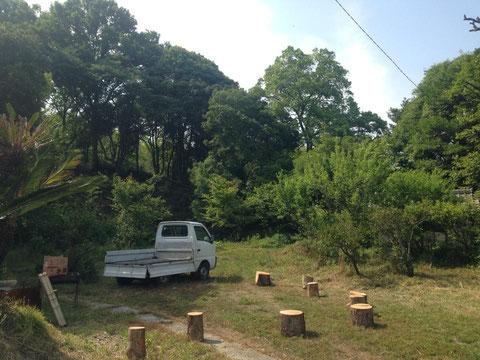 キャンプ場、バーベキュー会場としても利用できます。