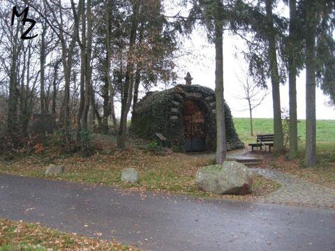 Lourdes Grotte Beilingen