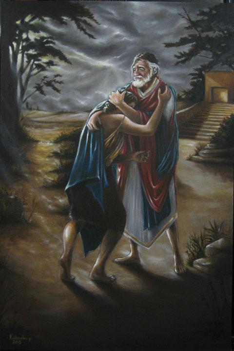 Inspirado en la parábola del hijo prodigo