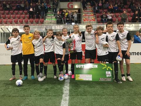 FC Wiesendangen, Sieger Juniorenmasters D