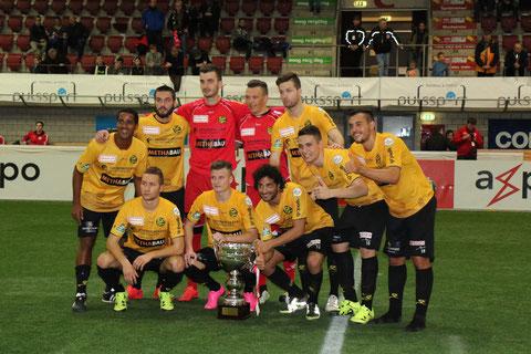 FC Schaffhausen, Sieger Profimasters