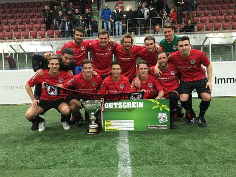 FC Seuzach, Sieger Regionalmasters