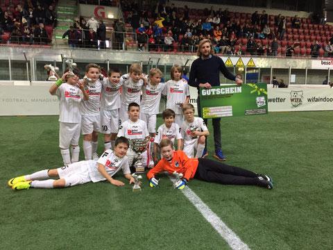FC Neftenbach, Sieger Juniorenmasters E