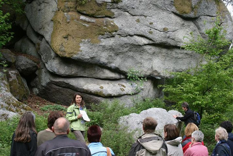 Foto: Geopark Bayern-Böhmen