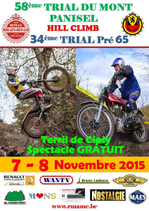 Mons 2015, Poster