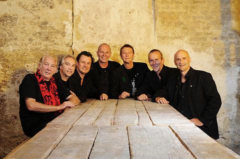 Haindling mit Produzent Lothar Schleßmann