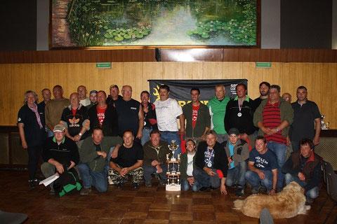 PVGSLCM2013   vice champion de FRANCE des clubs de pêche plombée