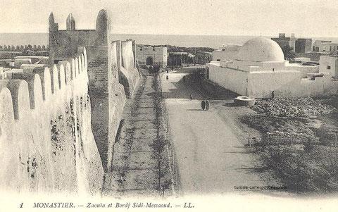 Borg et zaouia Sidi Messaoud