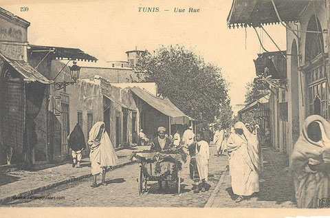 rue Sidi El Béchir