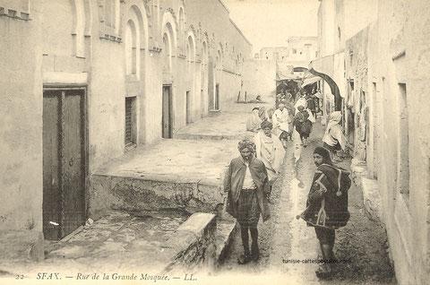 rue de la Grande Mosquée